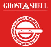 Ghost in the Shell T-shirt / Phone case / Mug / More 3 Kids Clothes