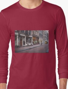 Calm Street Long Sleeve T-Shirt