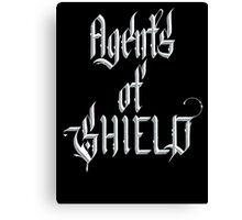 Agents of S.H.I.E.L.D Level 7 Canvas Print