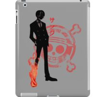 Diable Jambe iPad Case/Skin