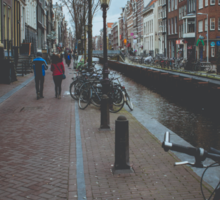 Mysterious Amsterdam Sticker