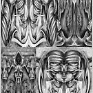Polarized Mirrored Image 1c ~ (full set.) by nawroski .