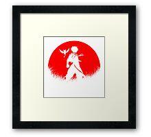 Fairy Tail - Natsu Framed Print