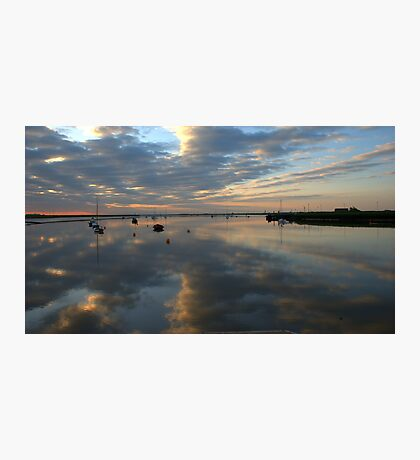 Dawn at Orford Ness  Photographic Print