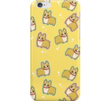 Corgi Cute Party iPhone Case/Skin
