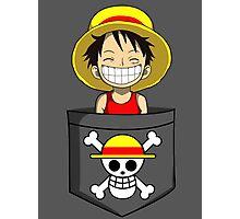 Cheeky Pirate Photographic Print