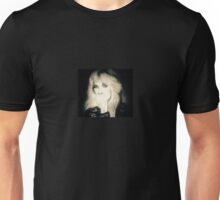 Stevie Nicks-Intense Silence close -up Unisex T-Shirt