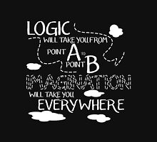 Logic and Imagination Unisex T-Shirt