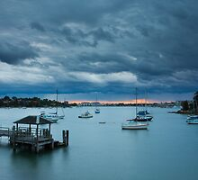 Looking Glass Bay, Gladesville by Roger Barnes