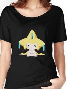 Jirachi Pokemon Simple No Borders Women's Relaxed Fit T-Shirt