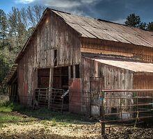 Randall House Barn by Randy Turnbow