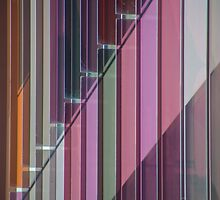 Architectural Abstract  by RecklessTimes