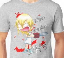 When Namine Snaps Unisex T-Shirt