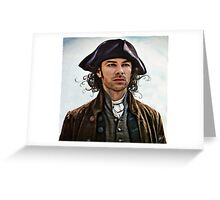 """Heart of a pirate"" Greeting Card"