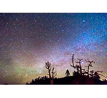 Starry Universe Photographic Print
