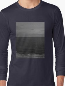 Drowning, No Text Long Sleeve T-Shirt