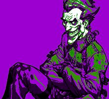 Asylum Joker by Cooltime