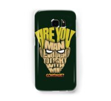 Guile Wins Samsung Galaxy Case/Skin