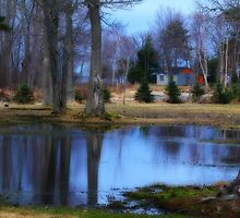 Small Town Charm by Janet Gosselin