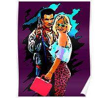 Mr & Mrs Worley Poster