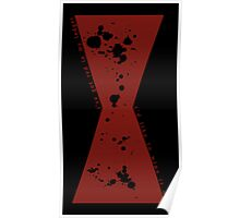 Red in my Ledger v2 Poster