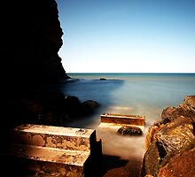 Disused Slipway at Staithes, N. Yorkshire by PaulBradley