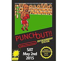 Floyd Mayweather Nintendo Punch out parody !!! Photographic Print