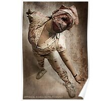 Welcome To Silent Hill II Poster