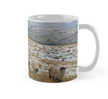 A Rural Winter Scene Mug