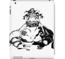 Princess and a Frog iPad Case/Skin