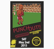 Floyd Mayweather Nintendo Punch out parody !!! Kids Clothes