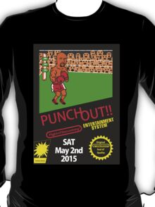 Floyd Mayweather Nintendo Punch out parody !!! T-Shirt
