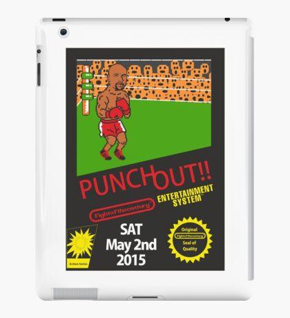 Floyd Mayweather Nintendo Punch out parody !!! iPad Case/Skin