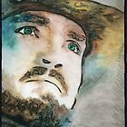 Athos Illustration in Full Colour by burketeer