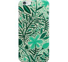 Green Garden iPhone Case/Skin