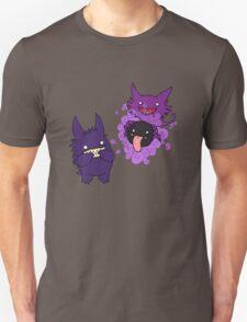 Gastly, Haunter, and Gengar T-Shirt