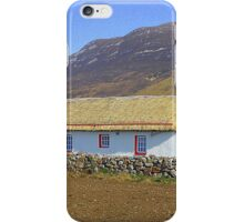 An Irish Cottage iPhone Case/Skin