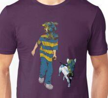 Run boy, run! Unisex T-Shirt