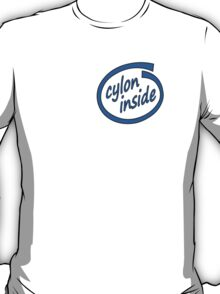 Cylon Inside T-Shirt