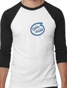 Cylon Inside Men's Baseball ¾ T-Shirt