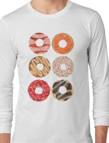 Half Dozen Donuts Long Sleeve T-Shirt