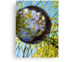 Crystal Portals 7 Canvas Print