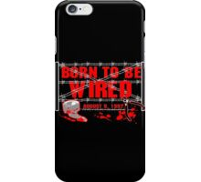ECW Born To Be Wired 1997  iPhone Case/Skin