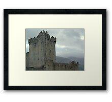 Ross Castle Framed Print