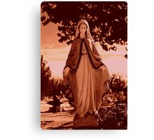 R.I.P Mary Canvas Print