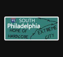 ECW Philadelphia - Hardcore City T shirt by DannyDouglas96