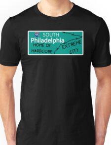 ECW Philadelphia - Hardcore City T shirt Unisex T-Shirt