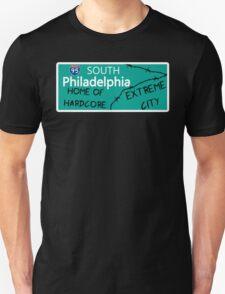 ECW Philadelphia - Hardcore City T shirt T-Shirt