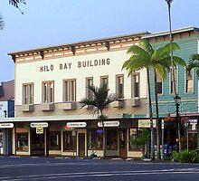 Hilo Bayfront by Gary  Oertel