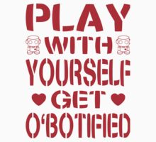 O'BOTS: Play With Yourself: Become a Toy by Carbon-Fibre Media